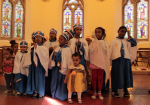 Ethiopian Church Dublin